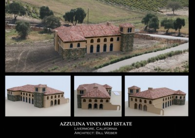 Azzulina Vineyard Estate in Livermore, CA