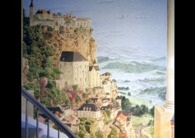 french-village-mural-in-home