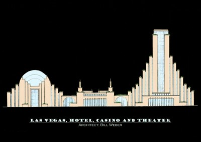 Hotel, Casino, and Theater in Las Vegas, NV