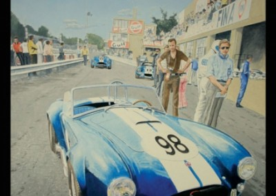 lemans-cobra-pit-stop-mural-in-private-collection