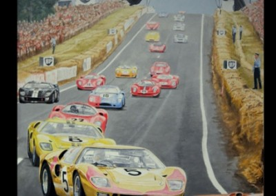 lemans-gt-40s-mural-in-private-collection