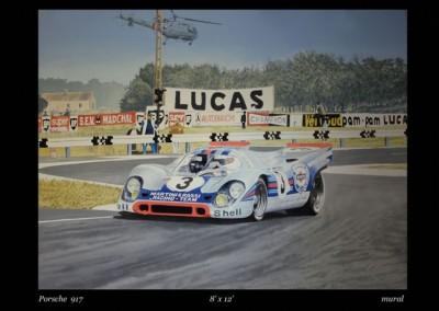 LeMans Porsche 917