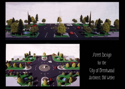 street-design-for-the-city-of-brentwood-ca